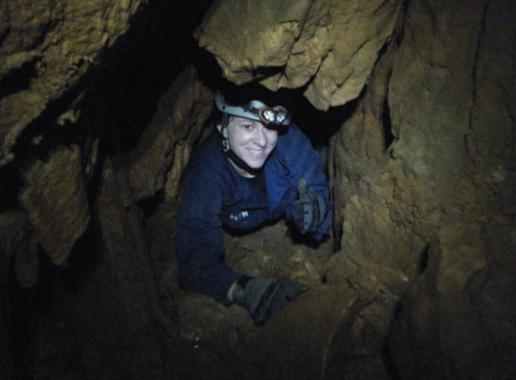 vanessa griffin stafford caving